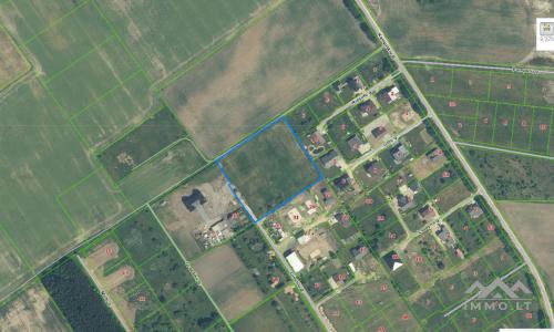 Investicinis sklypas Kauno rajone
