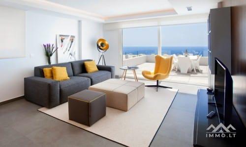 Apartamentai Ispanijoje