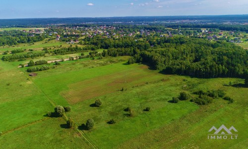 Investicinis sklypas Vilniaus mieste