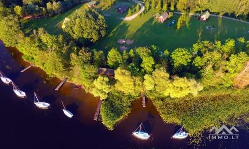 Sodyba prie Rubikių ežero