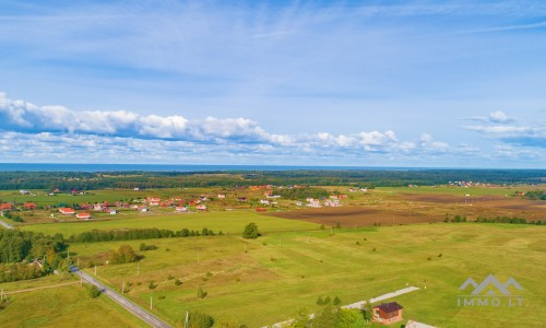 Namų valda Klaipėdos priemiestyje