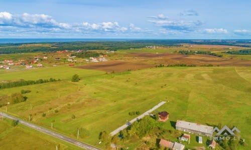 Inžinerinis sklypas Klaipėdos rajone