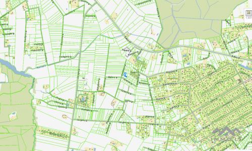 Baugrundstück im Bz. Kaunas