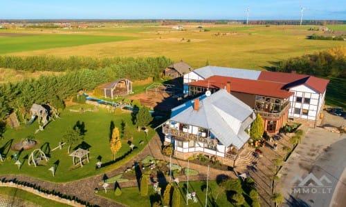 Gästehaus in der Nähe von Palanga