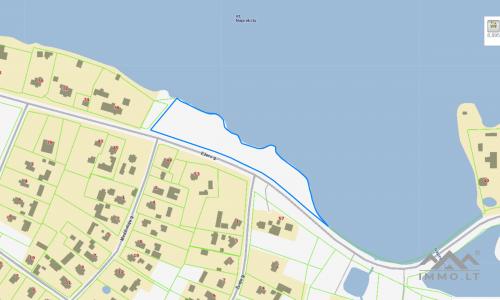 Grundstück am Nepreksta-See