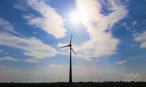 Land für Windkraftanlagen