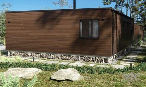 Naujas gyvenamasis namas