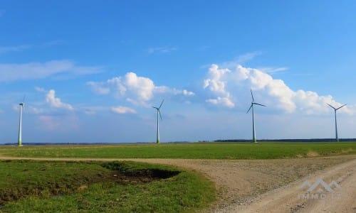 Grundstück für Windkraft