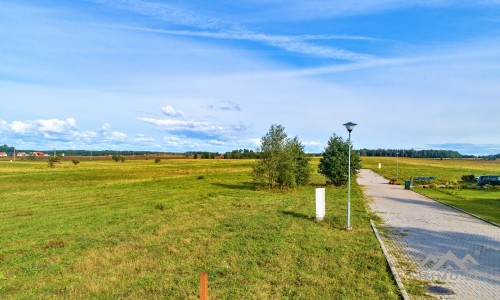 Terrain constructible à Karklė
