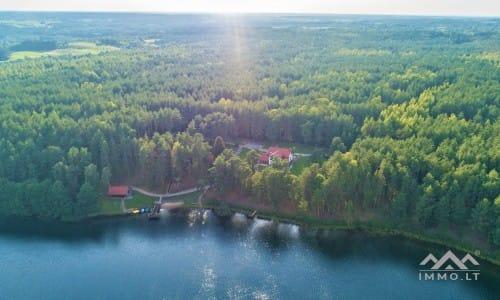 Bauernhof an der Makys See
