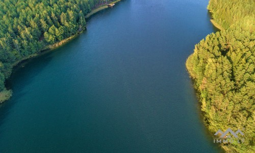 Sodybvietė prie Makio ežero