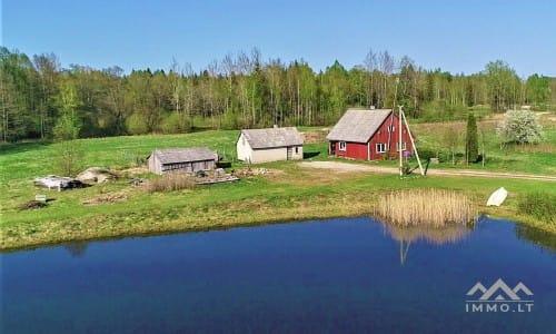 Exklusiver Bauernhof in Samogitien