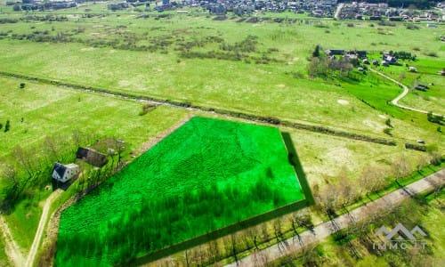 Baugrundstück in Šventoji
