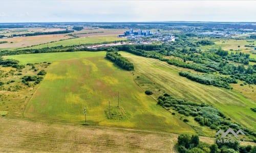 Industrinis sklypas Klaipėdos rajone