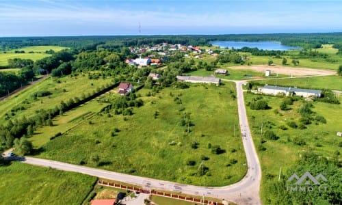 Grundstück in Vorstadt Klaipėda