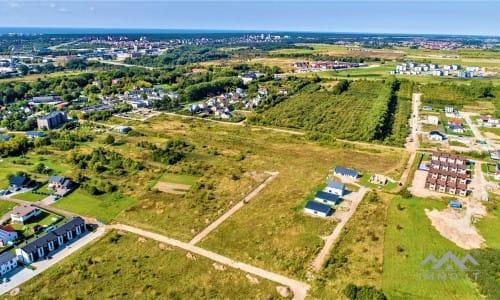 Terrain à bâtir à Klaipėda