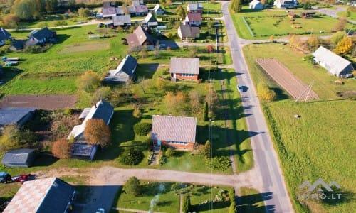 Einfamilienhaus im Bz. Telšiai