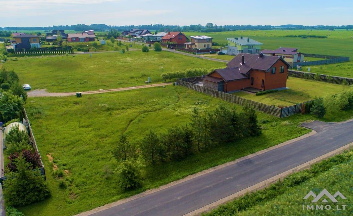 Namų valda Peskojuose